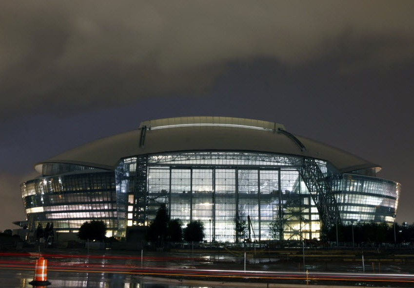 At Amp T Dallas Cowboys Stadium Childress Engineering Services
